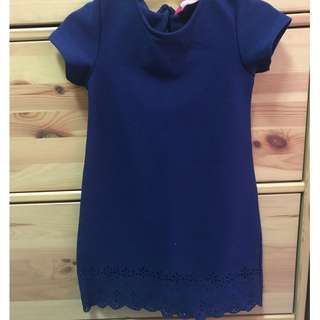 Primark London Blue Kids Dress