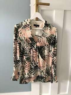 Saba Silk Shirt