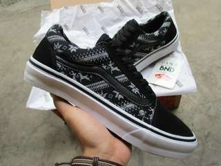 Vans Oldskool Inca Black White