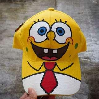Spongebob cap