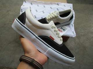 Vans Era Off White Black