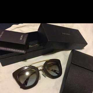 Authentic Prada Cinema Sunglasses