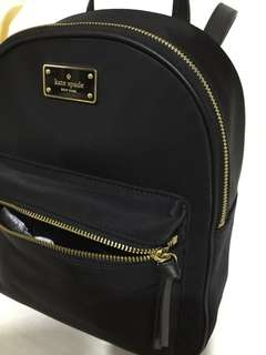 Authentic kate spade Small Bradley backpack