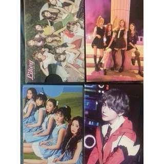 (Clearance stock) Kpop Lomo Card