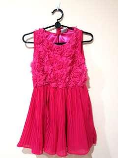 ☆Additional 10% off Eid Clearance till 10Jun18☆ Preloved Baby Girl Dress