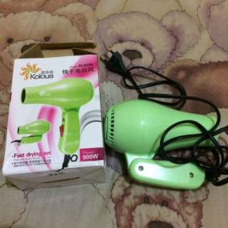 TURUN HARGA!! Hair Dryer NEW&FREE ONGKIR