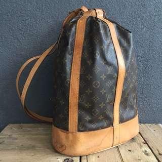 Louis Vuitton Randonne Monogram GM Backpack