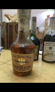 珍品老舊酒3枝