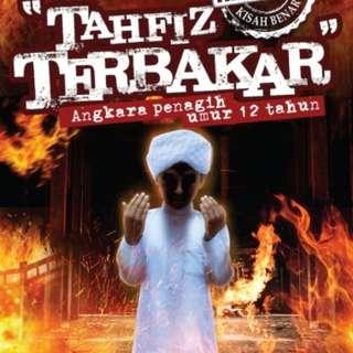 Preloved: Tahfiz Terbakar