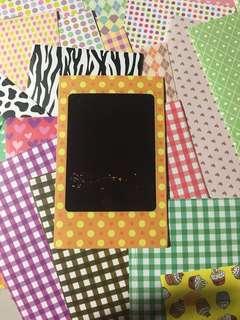 Instax Mini Polaroid Film Frames