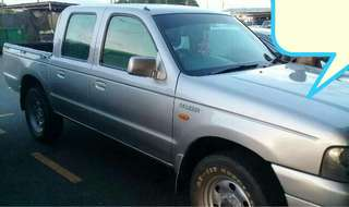 Ford ranger 2.5 manual