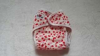 Clodi Nvme Dalmatian Red