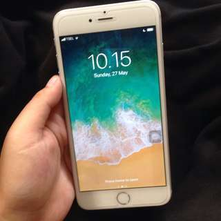 iPhone 6 plus 64gb grey