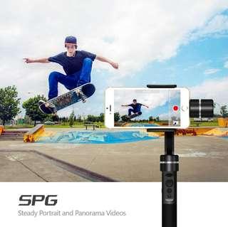 自拍神器-Feiyu Tech SPG Stabilized Handheld Gimbal (Smartphone)