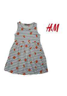 H&M dress for kids 2to12yrs old