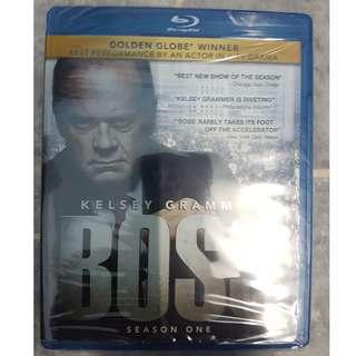 Boss: Season One [Blu-ray]