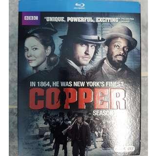 Copper: Season One [Blu-ray]