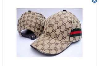 Brand new tan baseball cap