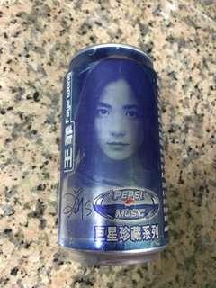 Faye Wong Pepsi can —- unopened