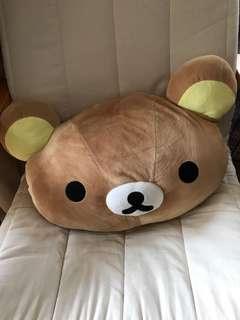 Rilakkuma cushion pillow giant