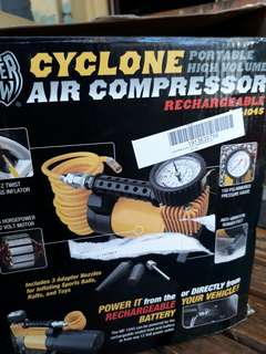 Cyclone Portable Air Compressor