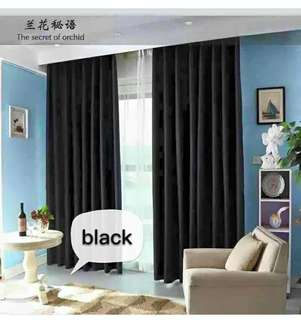 blackout 3 in 1 curtain