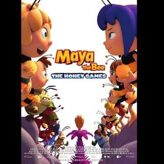 [Rent-A-Movie] MAYA THE BEE THE HONEY GAMES (2018) [MCC004]