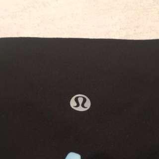 Black lulu pants