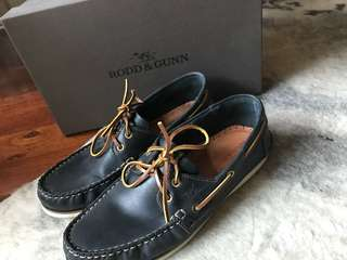 Rodd and Gunn boat shoes