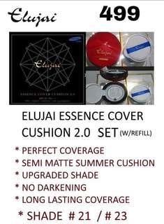 Elujai cushion 2.0 w/refill
