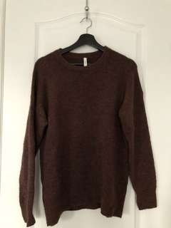 BABATON wool sweater