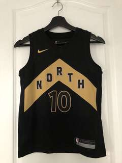RAPTORS Drake night jersey