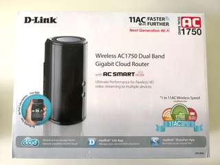 D-link Wireless Router AC1750