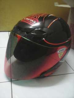 Shoei Jforce3 Lubla