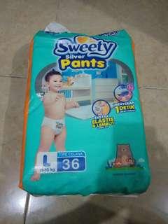 Pampers murah sweety