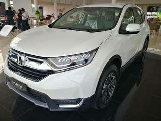 2018 Honda CRV 2.0 Brand New