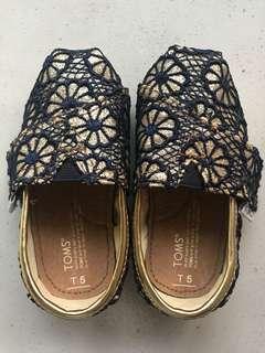 Toms Original Shoes for Babies 9-18months
