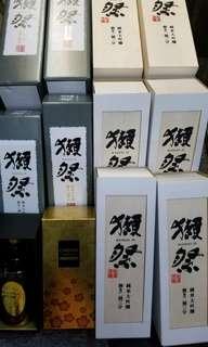 """日本清酒 """""""""""" 獺祭 """""""""""" ~二割三分~三割九分~"""