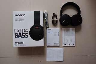 SONY MDR XB950BT MDR-XB950BT ORIGINAL
