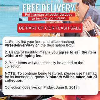 Call to List: Free Delivery