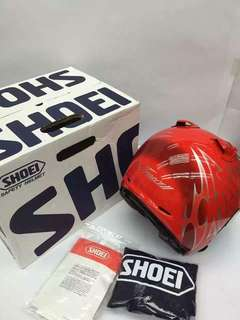 Shoei Jforce 2 Jack