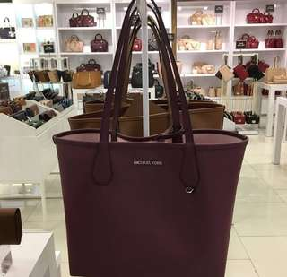 Michael Kors Reversible Tote Bag #KayaRaya