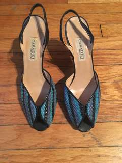 Casadei sandals size 37