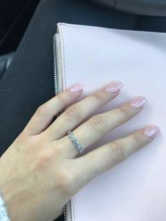 Pandora alluring ring size 52