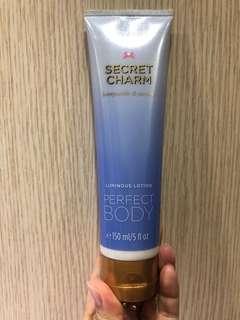 Secret charm Victoria's secret luminous lotion