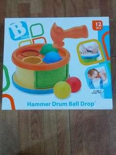 Bnew Hammer drum ball drop