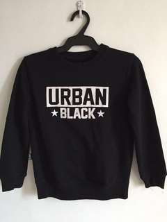 Terranova Kids Black Sweatshirt