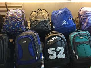 Men's Backpack Knapsack