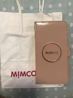 Mimco iPhone 7+ and 8+ case