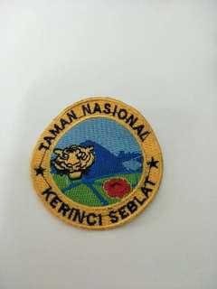 Taman Nasional Kerinci Seblat Patch